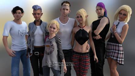 The Viago Family