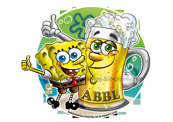 Bob Esponja / Spongebob by Emerson-Fialho