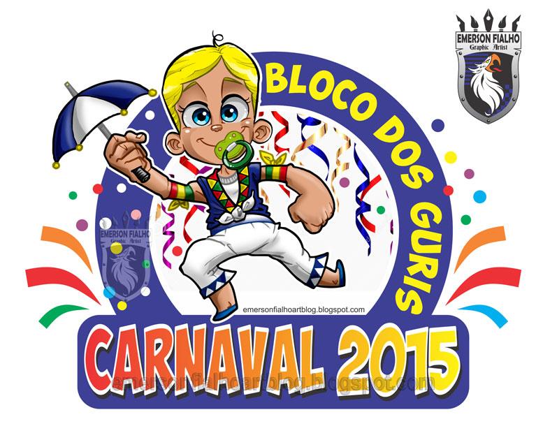 BLOCO DOS GURIS - CARNAVAL 2015 by Emerson-Fialho
