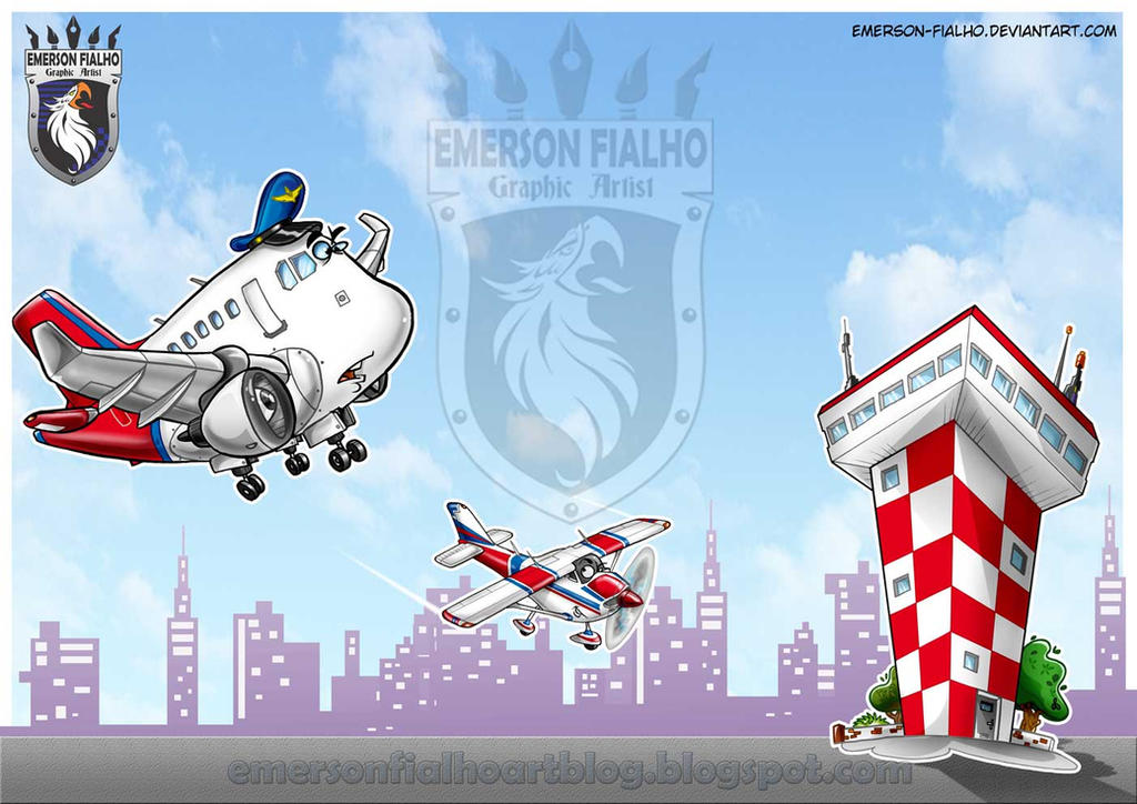 PROTECAO AO VOO / FLIGHT PROTECTION by Emerson-Fialho