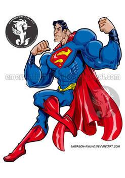 SUPERMAN - Colors