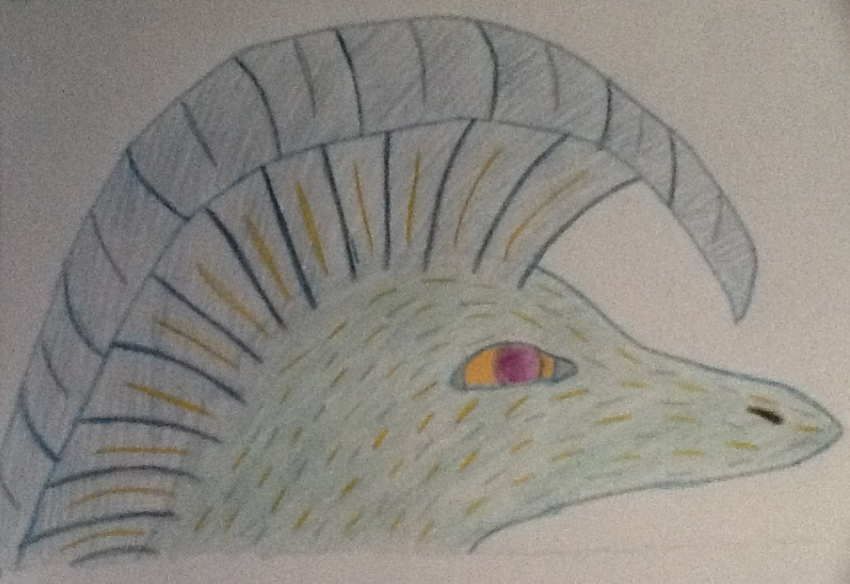 Sea Serpent by SofiThePyro