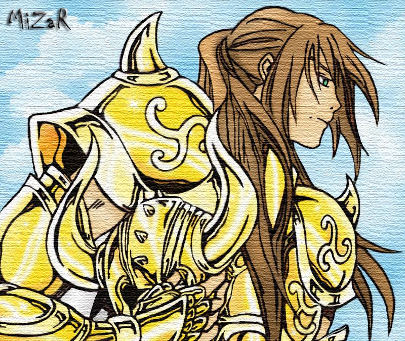 Gold Saint:ruolo/colpi/caratteristiche.