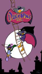Darkwing Duck/Batman Crossover