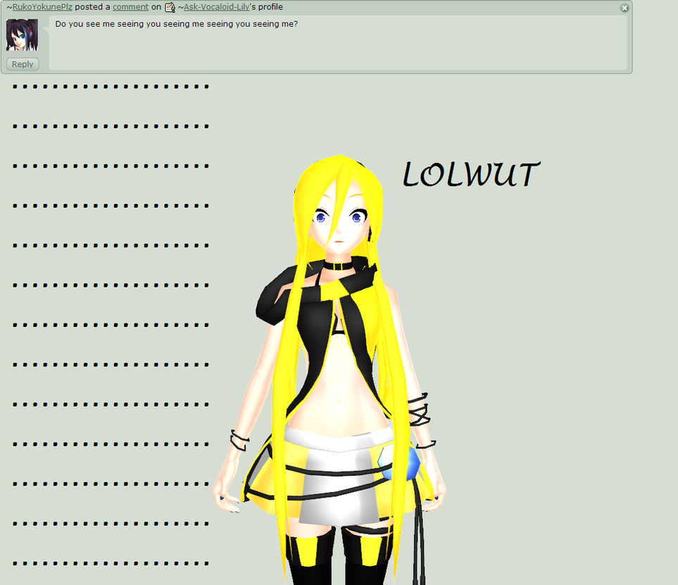 Question 6 by Ask-Vocaloid-Lily on DeviantArt