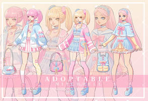 [OPEN]ADOPTABLE by MITCHHELL