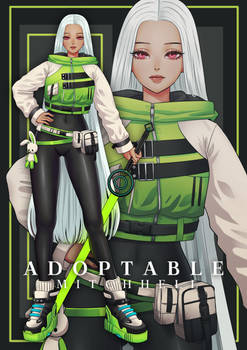 [CLOSE]ADOPTABLE by MITCHHELL