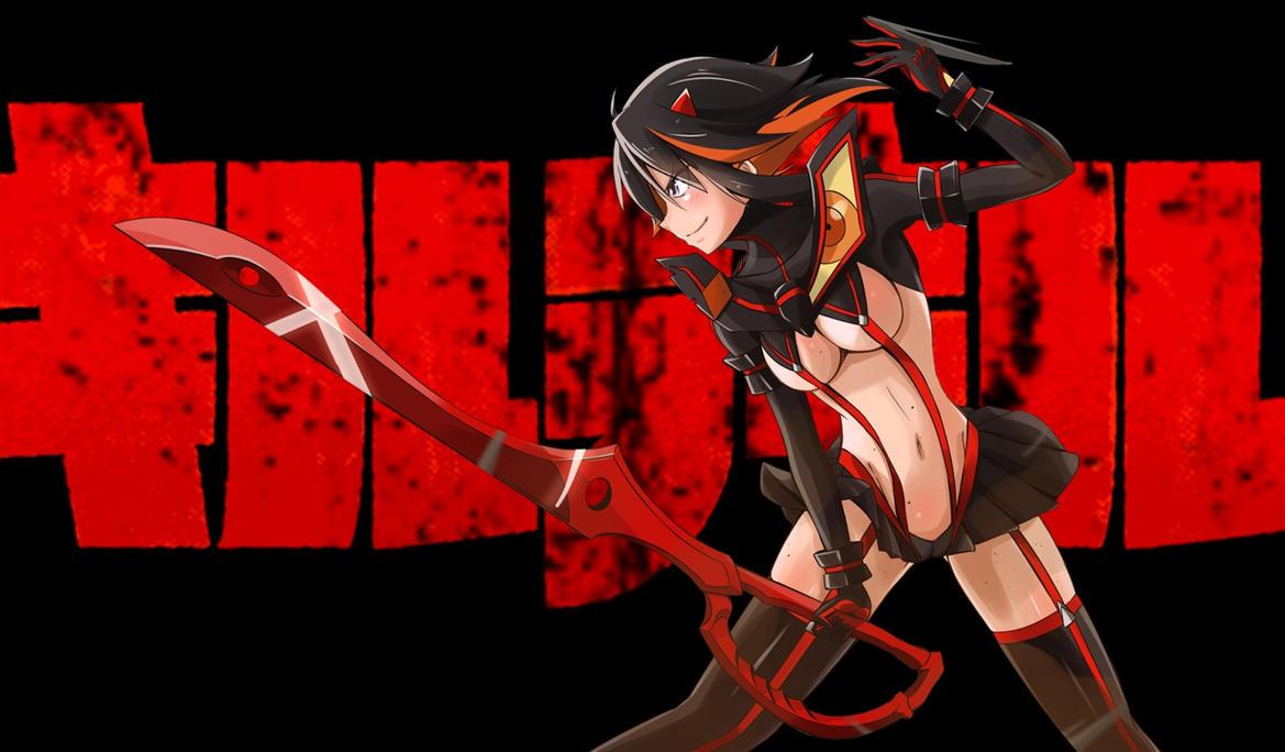 Kill la Kill Kill_la_kill_battle_matoi_by_vidach-d6wk77n
