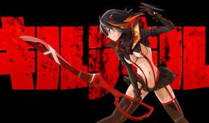 Kill la Kill Battle Matoi