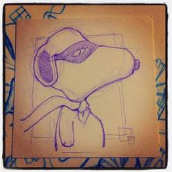 Sup Snoop Dog by grodzqm8