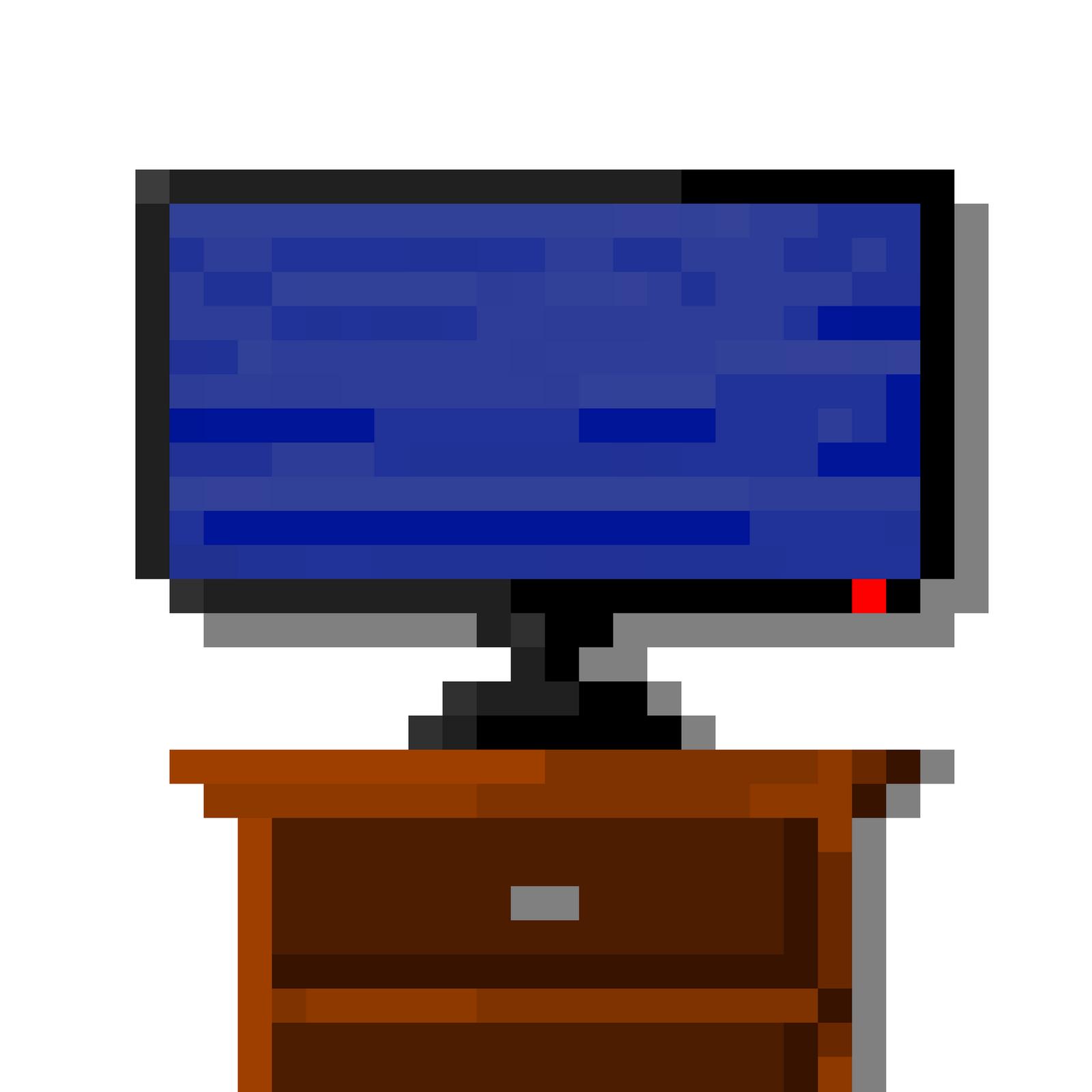Pixelart TV HD By Julianzr On DeviantArt