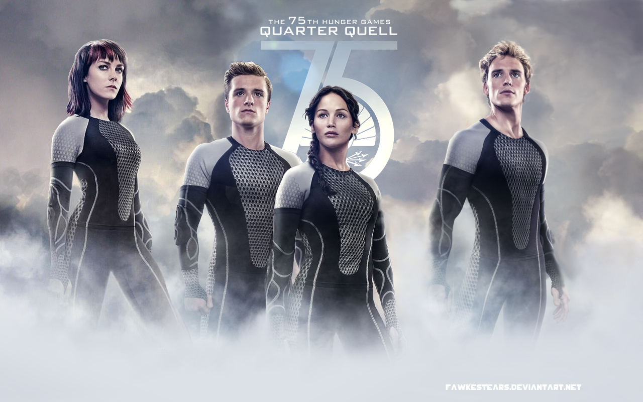 Catching Fire Wallpaper Hd Wallpapers Plus