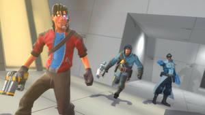 Gmod - Space thief