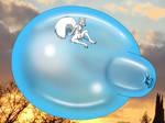 Shard The Fox -  Big Balloon Ride