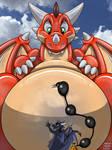Big Balloon Buddy (Dragon)