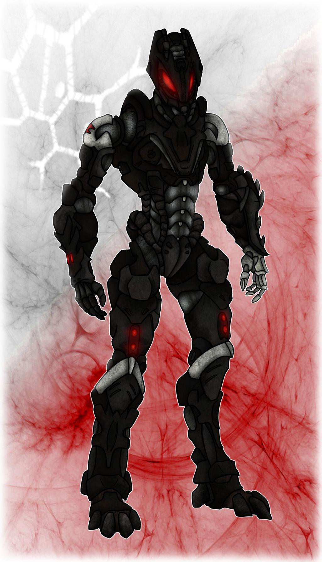 Nhecron (+Bio)