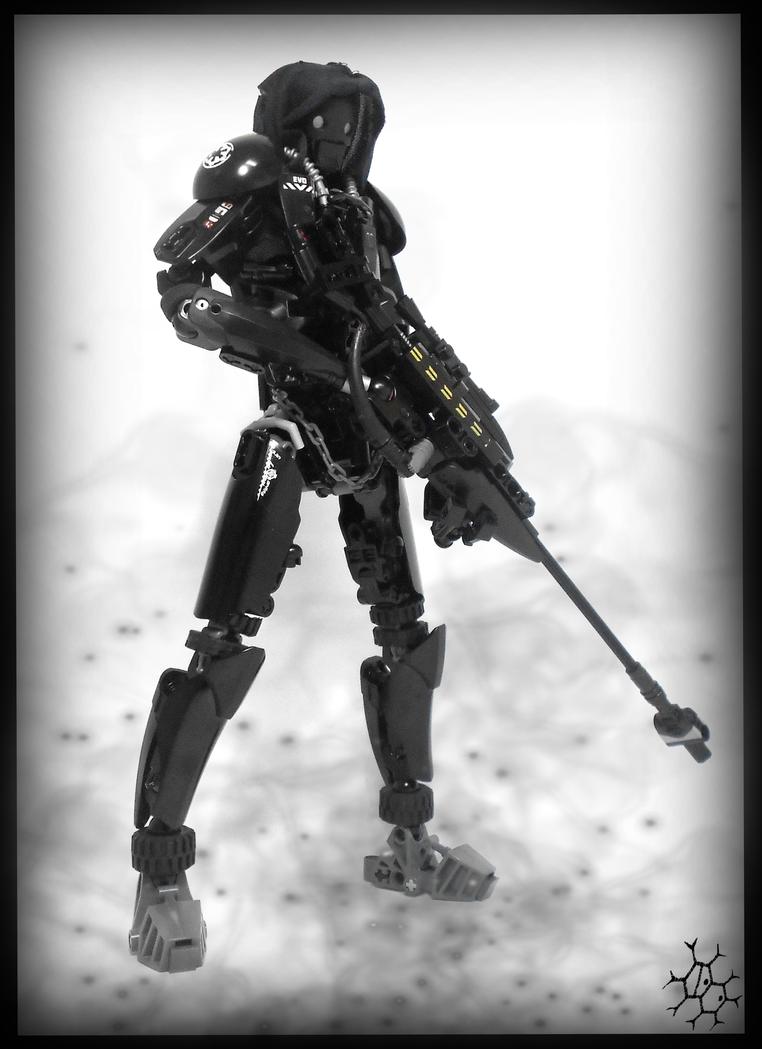 K-2SO Hunter Rank by Darkraimaster99