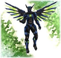Kra'Nebulos (+Bio) by Darkraimaster99
