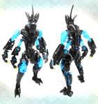 Moc. Female Rooskan warrior