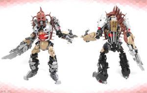 Moc. Desert Juggernaut by Darkraimaster99