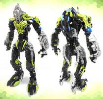 Moc. Sentile, the forgotten guardian (Youtube) by Darkraimaster99