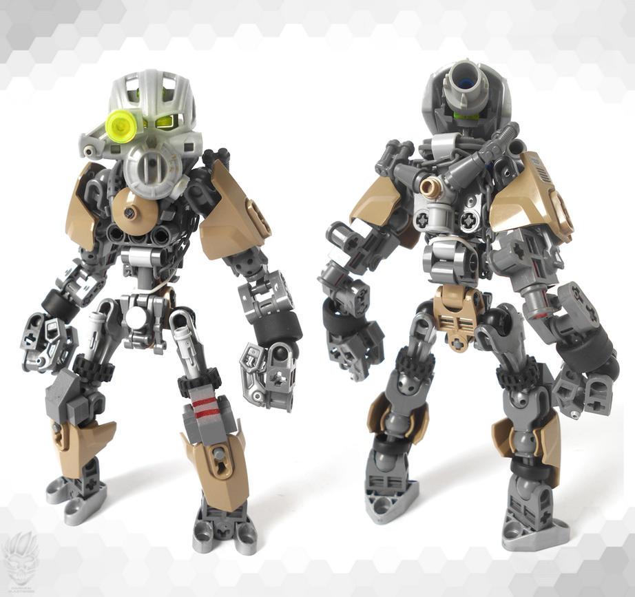 Lego Ccbs 2018 >> Moc. Matoran Janku by Darkraimaster99 on DeviantArt