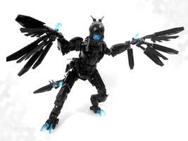 Moc. Cobalt Watcher by Darkraimaster99