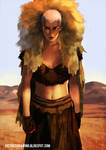 Daenerys Targaryen - Game of  thrones by VictorGarciapq