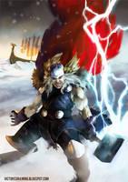 Thor by VictorGarciapq
