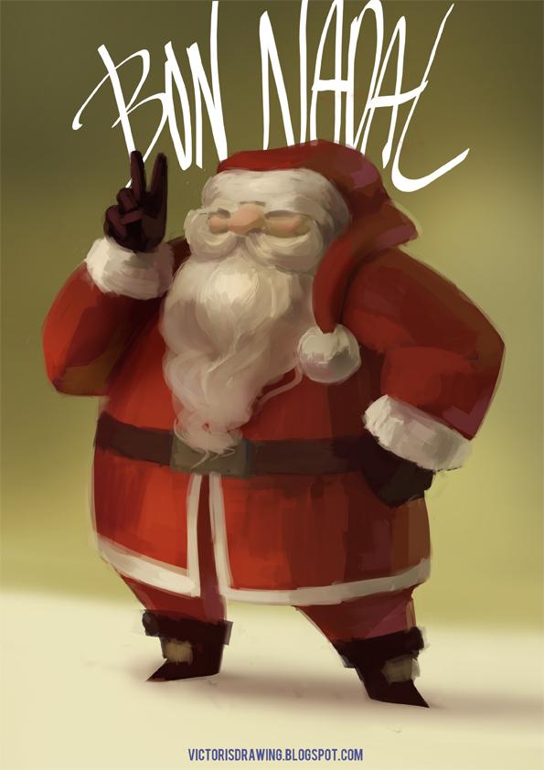 Merry Christmas by VictorGarciapq