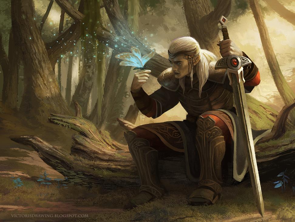 Elf by VictorGarciapq