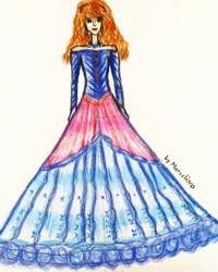 Fashion Illustration 2 by marcelianayang