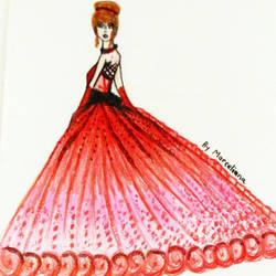 Fashion Illustration 3 by marcelianayang