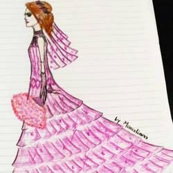 Fashion Illustration 7 by marcelianayang