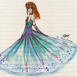 Fashion Illustration 11 by marcelianayang