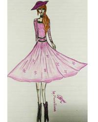 Fashion Illustration 12 by marcelianayang