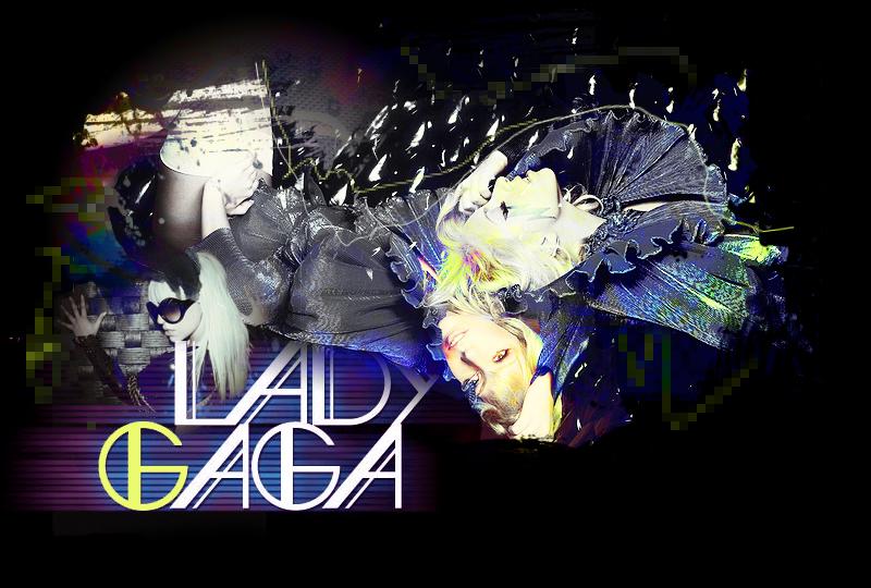 Layout ft. Lady Gaga by danusiam