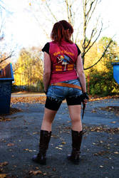 Claire Redfield - Darkside Made In Heaven