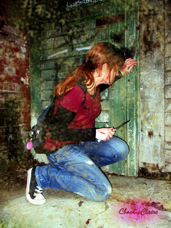Ellie Cosplay - The Last of Us: Spores by ChaoticClaire on .