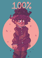 Okay,, Mob but with long hair by iLee-Font