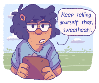 Tina was absolutely savage this ep?? by iLee-Font