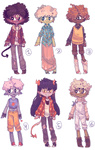 ADOPT| Monster babes (Closed)