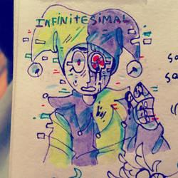 infinitesimal by iLee-Font