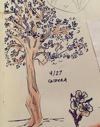 Tree Outside, Mcdonald by iLee-Font