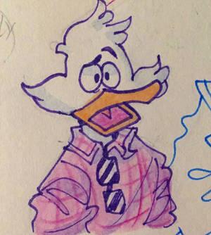 My Duck Superhero Dad