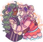 Rosemary and Basil!