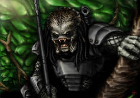 Predator - I see you by Gopez