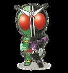 Kamen Rider W  Cyclone Joker