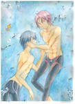 Free! - Reaching for you