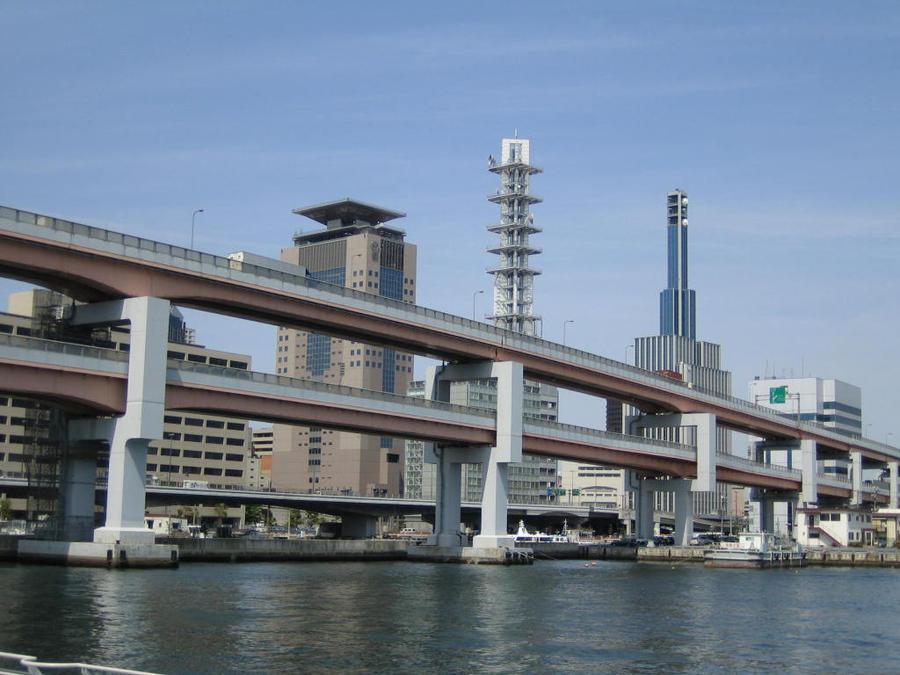 Kobe Japan  city photos : Kobe Japan highway by RockabillyRebel87 on DeviantArt